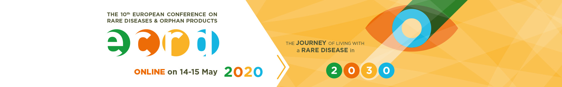 10th European Conference on Rare Diseases & Orphan Products 2020