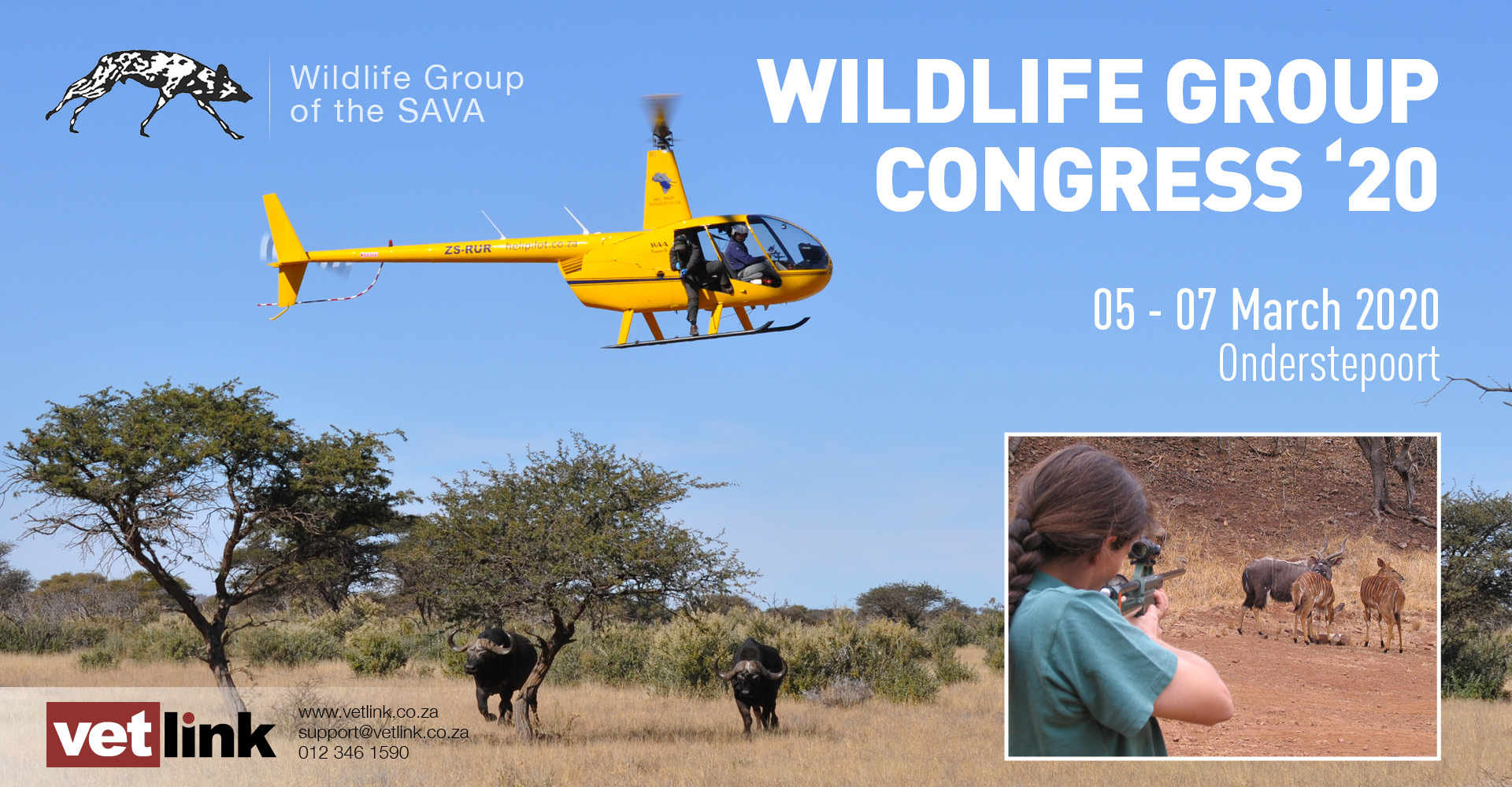 Wildlife Group of the SAVA Congress