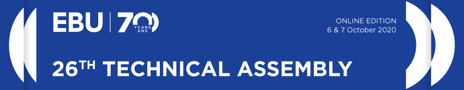 26th Technical Assembly - Online Edition